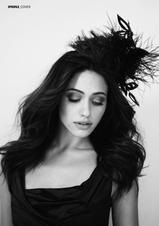 The gorgeous Emmy Rossum