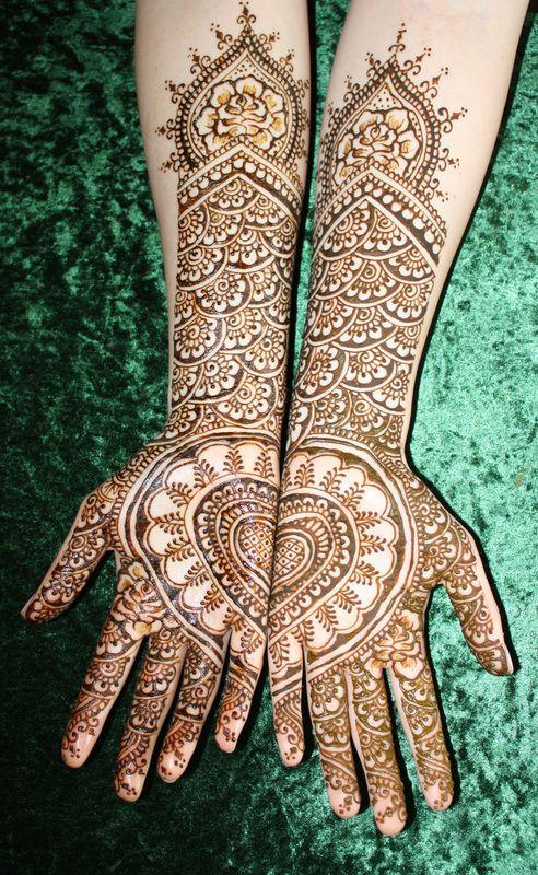 Henna Tattoo Winnipeg : Bridal mehndi winnipeg wedding henna by