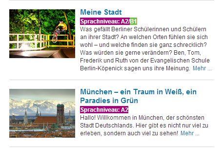 Mode, Trends, Schule, Freizeit – wenn dich interessiert, wie Jugendliche in Deutschland leben und was sie denken, bist du bei den Jugendthemen auf PASCH-net richtig. Dort kannst du Texte auf Deutsch lesen und hören, was Jugendliche aus Deutschland berichten.