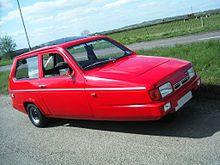 1994 - Reliant Robin Mk2 SLX