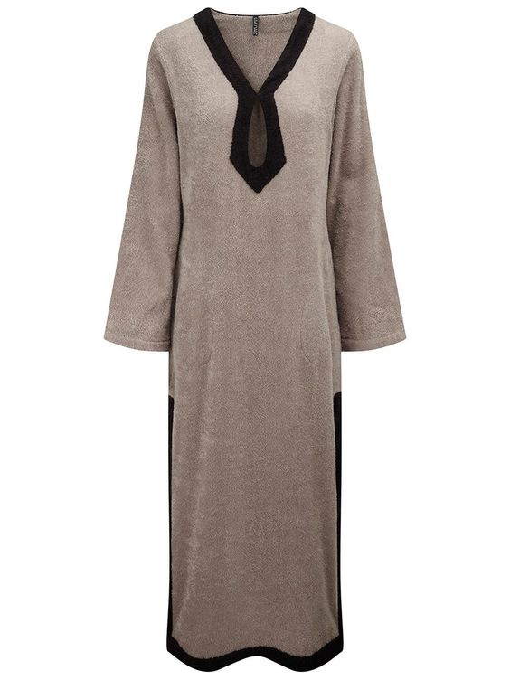 Lisa Marie Fernandez Long Tunic Robe - The Webster - Farfetch.com