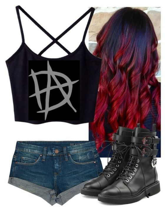 """""""Dean!"""" by carmellahowyoudoin ❤ liked on Polyvore featuring BLANKNYC, Giuseppe Zanotti, WWE and DeanAmbrose"""