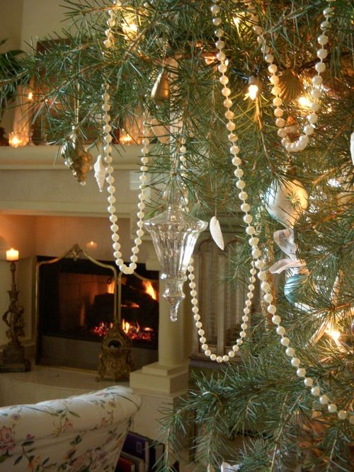 Pearls Beautiful Christmas Trees And Christmas Trees On