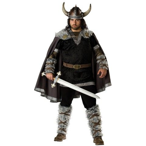 Viking Warrior Adult Plus Costume Get up to 15% When you spend $50 at Buy Costume using Coupons and Promo Codes.