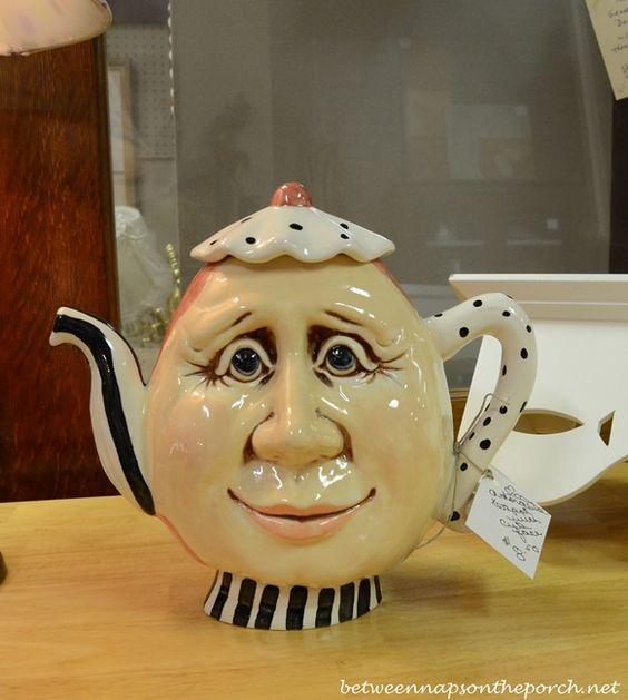 mary engelbreit teapots