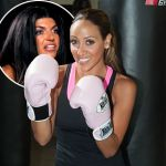 Look Out Teresa Giudice!  Melissa Gorga Takes Boxing Lessons - http://celeboftea.com/look-out-teresa-giudice-melissa-gorga-takes-boxing-lessons/