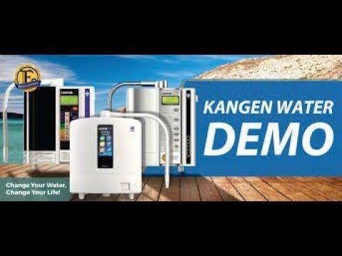 Kangen Water Machine Demo And Wiki A To Z Details Of Enagic Kangen Water Machine Kangen Water Machine Kangen