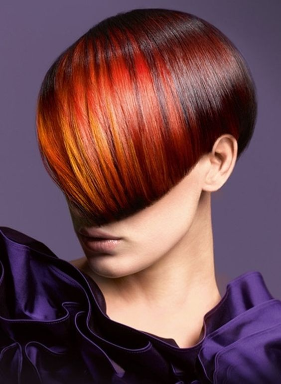 Creative Trends Hair Color – Ideas 2013 | Hair Trends