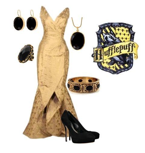 yellow dress dp hogarts