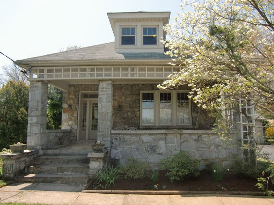 Solid #stone craftsman-style home in MechanicsburgPA