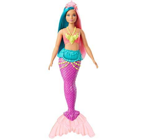 Muñeca Barbie Dreamtopia Sirena Luces De Arcoíris Barbie Mx Juegos Y Juguetes Muñecas Barbie Barbie Barbie Sirena