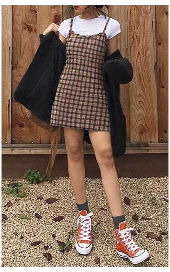 summer dress aesthetic vintage