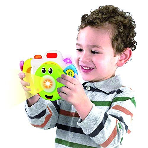 Toy Gift For 6 12 Month Baby Boys Camera 1 5 Year Old Girl Kid Education 24 Toddler 2 4 Boy Children Birthday