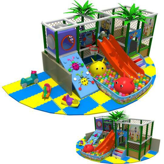 Interactive Play, Spider Tower,soft Play Structure,rock Climbing Equipment,soft  Play