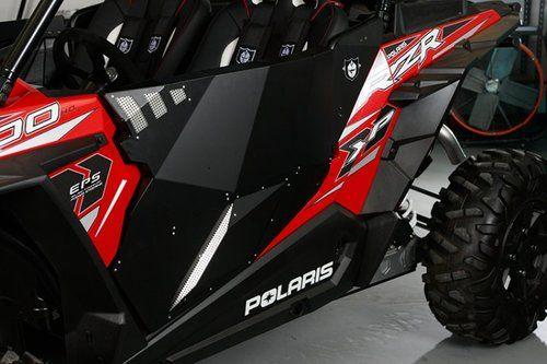 Pro Armor Rzr Stealth Doors 2014 Xp1000 2015 900s 900xc Polaris Rzr Rzr Polaris Rzr 1000