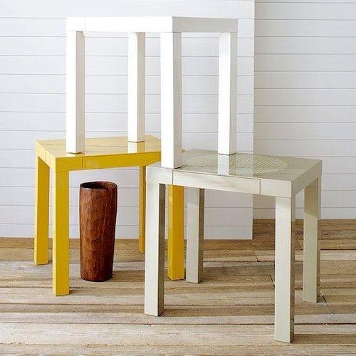 West Elm Parsons Mini Desk 99 Desks For Small Spaces Mini
