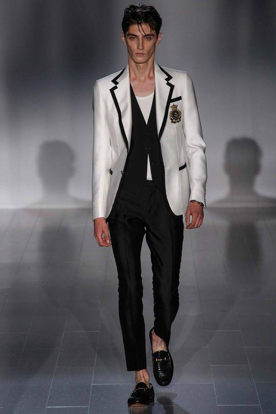 Gucci Spring 2015 Menswear Fashion Show