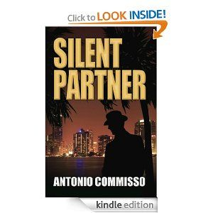 Silent Partner - First FICTION book i've read in a Loooooong time on a tip from a high school friend promoting the book..  Very enjoyable read