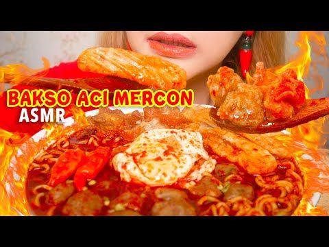 Qie Asmr Youtube Bakso Makanan