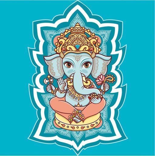 Elephant Head, Ganesh And Hindus On Pinterest