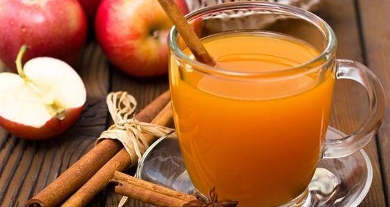 Cuka sari apel untuk nyeri perut