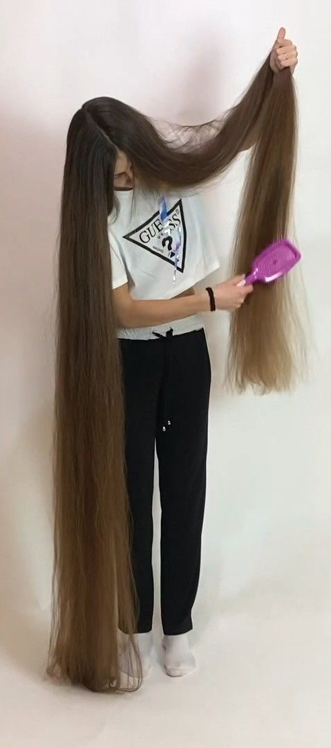 Video The Definition Of Perfect Long Hair In 2020 Long Hair Styles Hair Lengths Long Hair Play