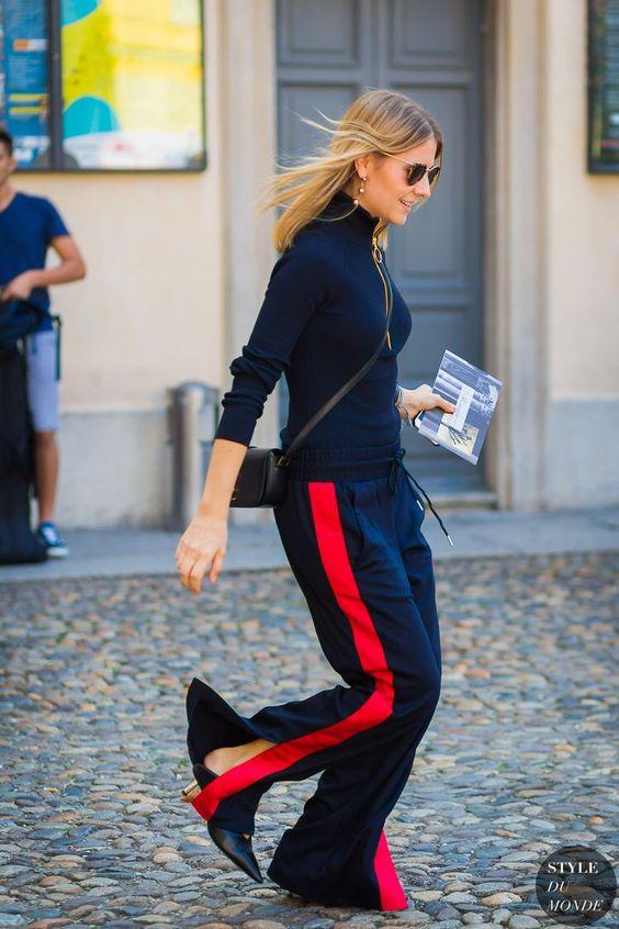 Milan SS 2017 Street Style: Alexandra Krusi
