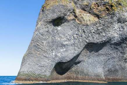 Elephant Rock: l'incredibile roccia a forma dielefante