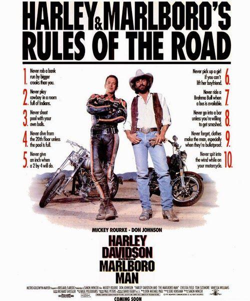 1991 Harley Davidson And The Marlboro Man Marlboro Man Harley Davidson Harley