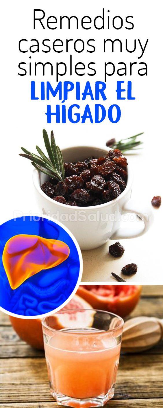 Remedios Caseros Para Desintoxicar El Cuerpo