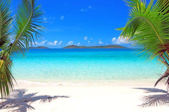 Referencia: vista da praia, paisagem.