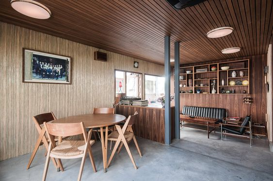 Fuglen Japanese Influence In Scandinavian Design Lounge Design Scandinavian Design Interior Design