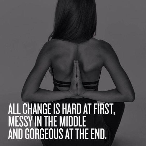 yoga quotes about change - photo #10