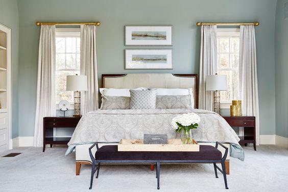 AHT Interiors - Master Bedroom Suite Redesign