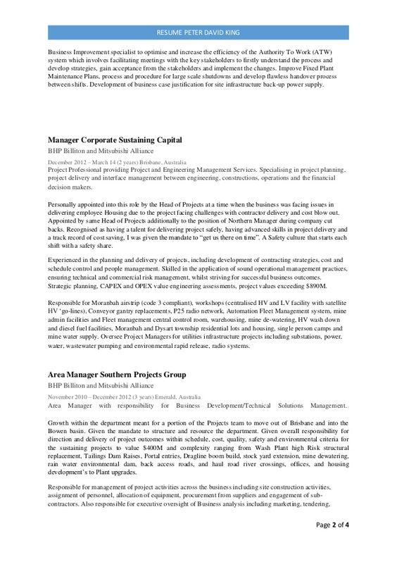 Dam Safety Engineer Sample Resume Peter King Resume  Knowledge  Pinterest