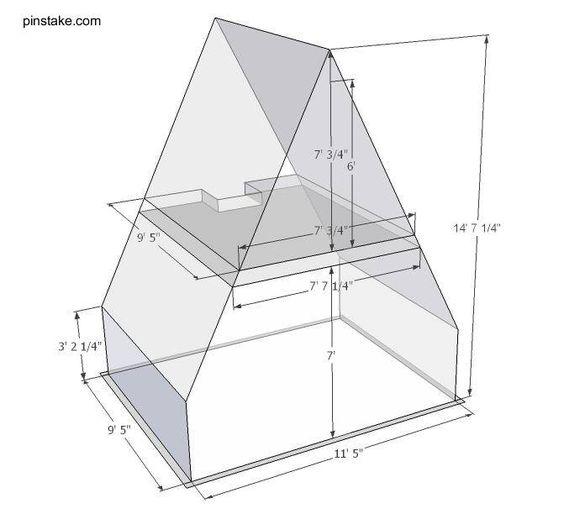 Casas alpinas dise os y modelos arquitectura de casas - Planos de casas americanas ...