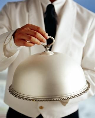 At Your Service M'y Lady - Waiter Etiquette for Fine Dining...♔LadyLuxury♔