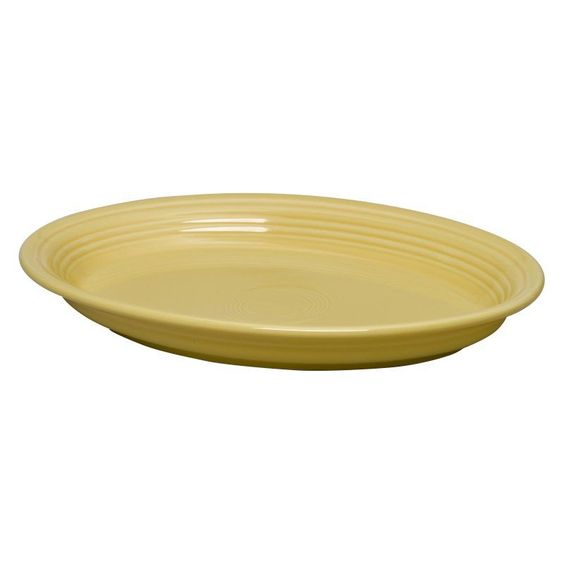 Fiesta Sunflower Oval Platter - 45