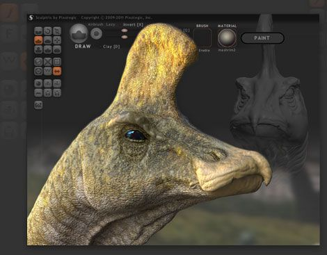 Sculptris Is An Elegant Powerful And Yet Easy To Use 3d