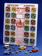 Mexican Jumping Beans. #retro #memories