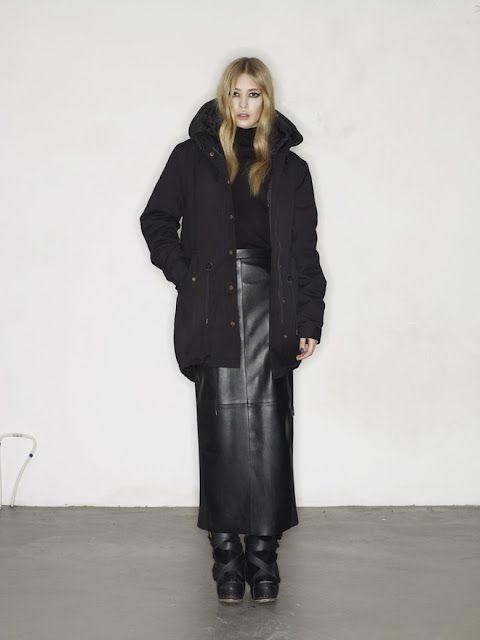 Cheap long leather skirt – Modern skirts blog for you