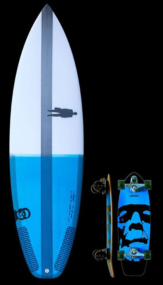 Monsta Carver 2pak | Ridiculite Blue Grey Tail Tint