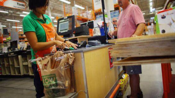 10º maior varejista do mundo, a The Home Depot é uma varejista americana