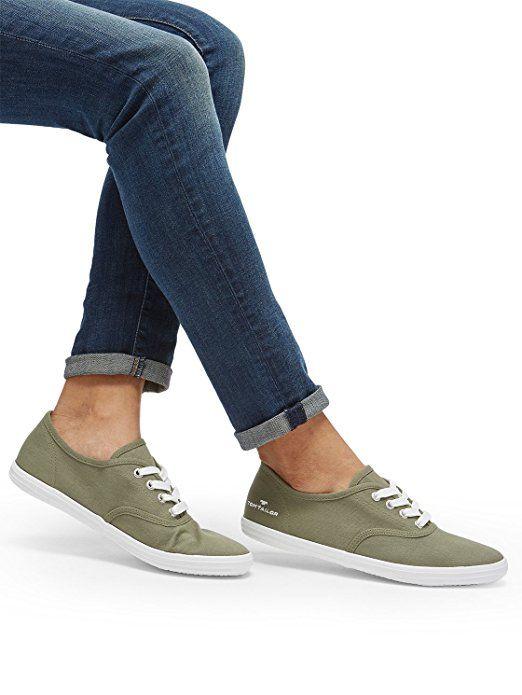 super popular b5d8a a9636 TOM TAILOR Damen 4892401 Bootsschuhe: - Schuhe Damen schuhe ...