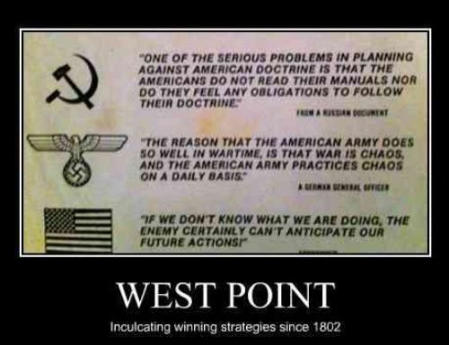 strategies used by american security Strategy is limited by what tactics are possible given the size, training, and morale of forces, type and number of weapons available, terrain, weather, and quality and location of enemy forces, the tactics to be used are dependent on strategic considerations.
