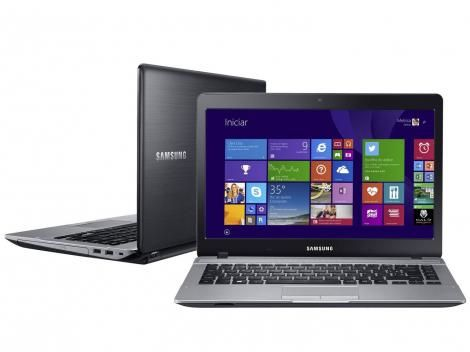 Notebook Samsung Ativ Book 3 Intel Celeron 4GB com as melhores condições você encontra no site do Magazine Luiza. Confira!