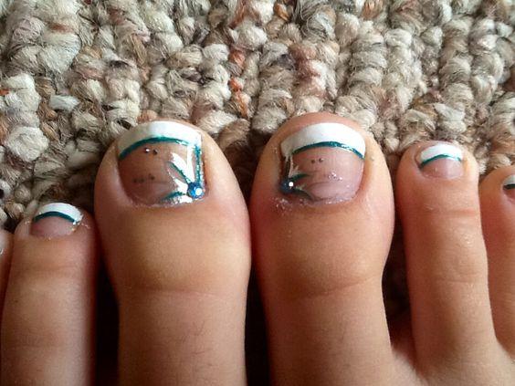 Homecoming toes
