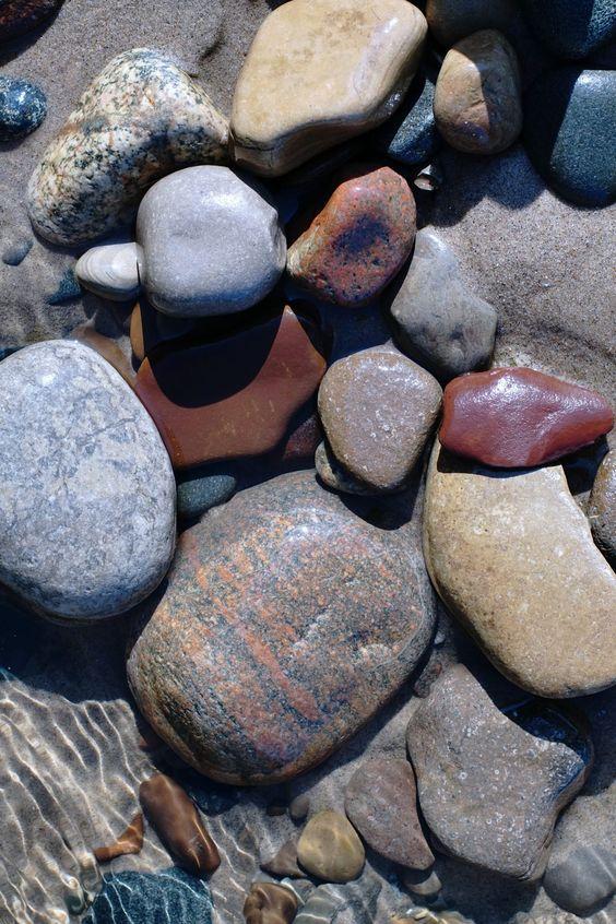 Waarzeggerij met stenen