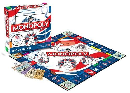 Monopoly Team GB