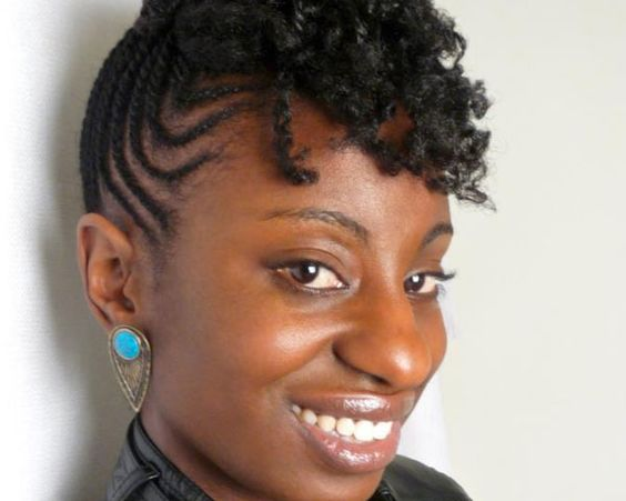 Wondrous Natural Hairstyles Hairstyles And Natural On Pinterest Short Hairstyles For Black Women Fulllsitofus